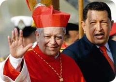 Cardeal Urosa SAvino - Hugo Chavez 30032006