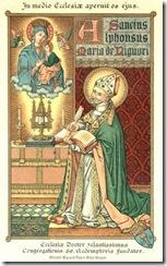 Santo Afonso Maria Ligorio