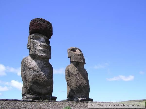Easter Island復活島funny-everyday.blogspot.com0020
