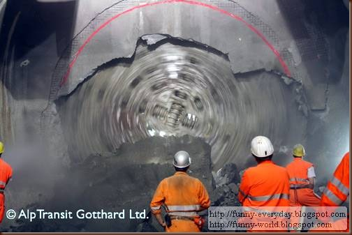 Gotthard Base Tunnel06