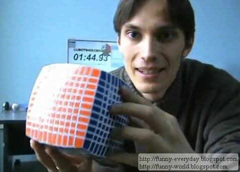 11x11x11 Cube Solving