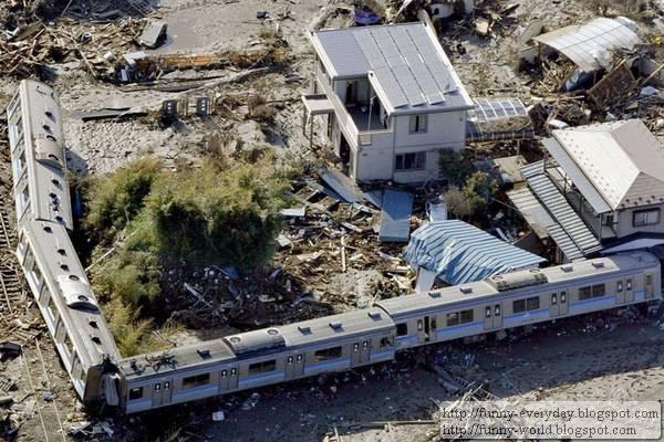 日本地震海嘯後空拍圖 (16)