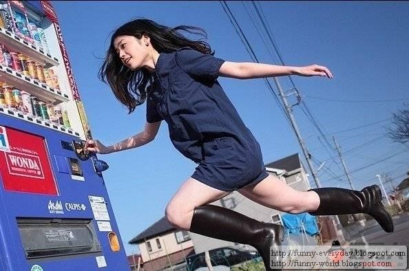 東京 漂浮少女