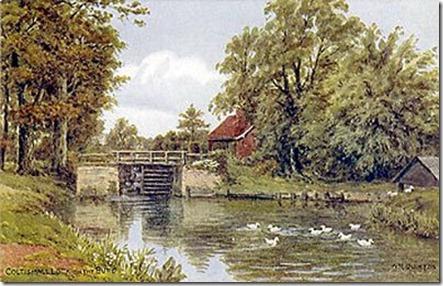 Horstead-Coltishall-Lock-AR-Quinton-c_1910