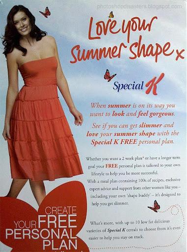 Summer Shape Special PSD