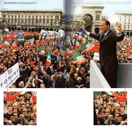 berlusconi on photoshop disaster