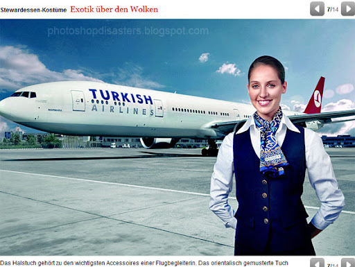 Turkish Airlines PSD