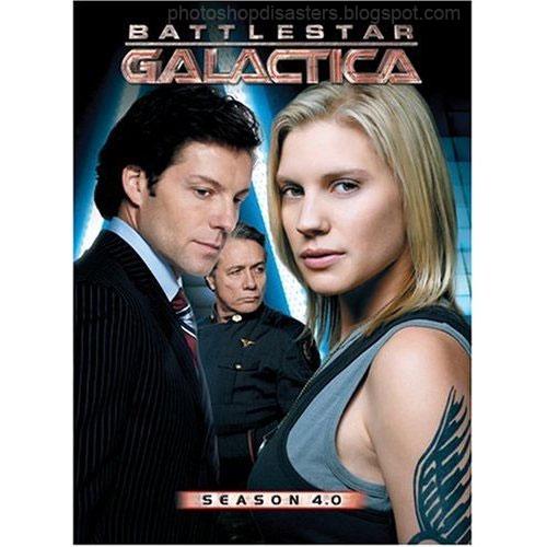 Battlestar Galactica PSD