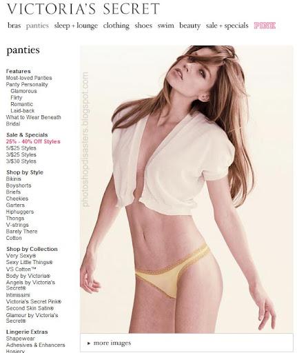 Victoria's Secret PSD