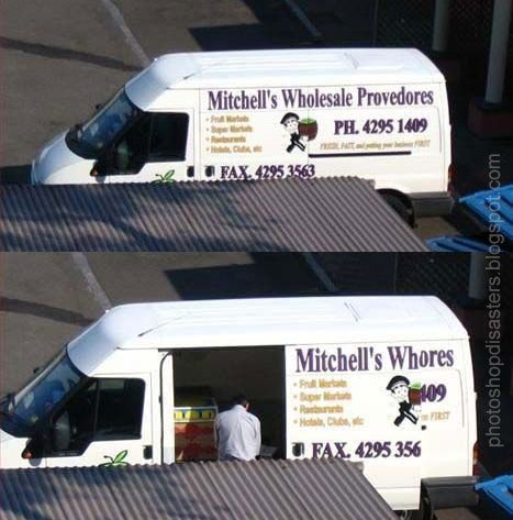 Mitchell's Provedores PSD