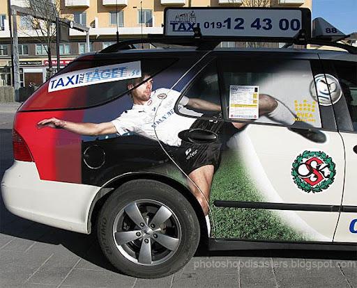 Swedish Taxi