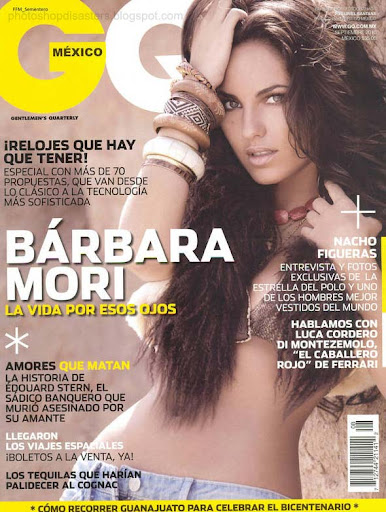 GQ Mexico PSD