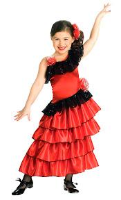 flamenco rojo niña.jpg