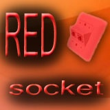 Red Socket Logo