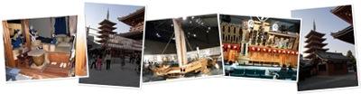 View Edo-Tokyo Museum and Asakusa