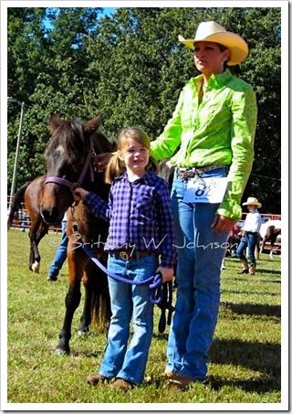 Horse Show Allie 1