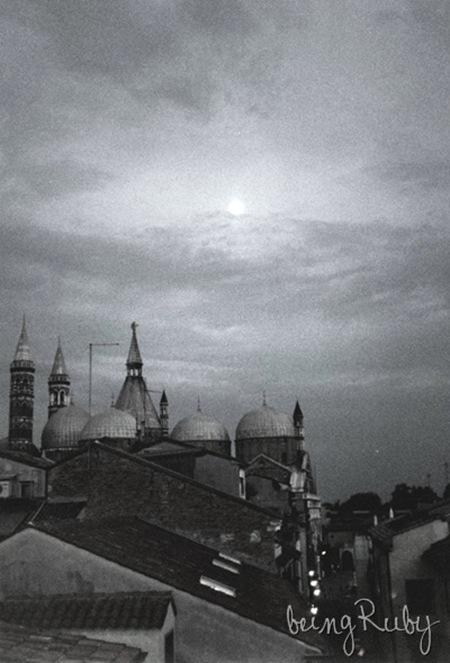 beingruby- ST Antonio Basilica