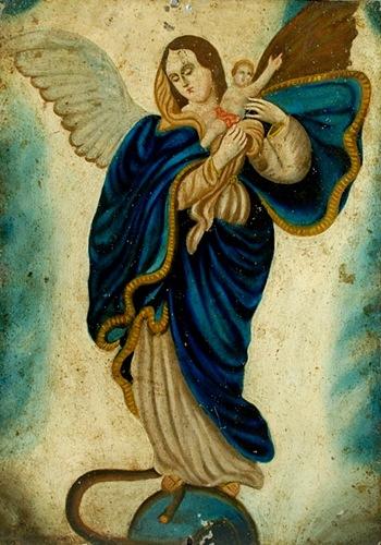 La Virgen del Apocalipsis