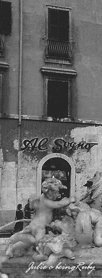 Beingruby - Piazza Navona - Al Sogno - 1 bw[1]
