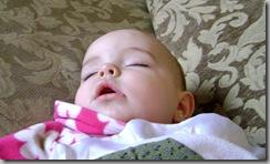 Georgia Sleeping