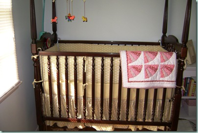 Baby Bed-Quilt