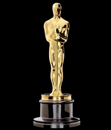Academy Awards Oscar Golden Statute pic