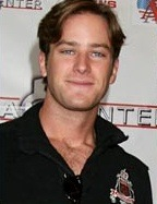 Armie Hammer plays gossip girl Serena new boyfriend Gabriel Serrano photo