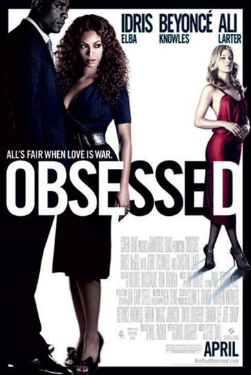 Beyonce Knowles Obsessed poster photo
