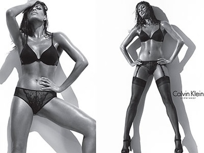 Eva Mendes Calvin Klein Ads picture