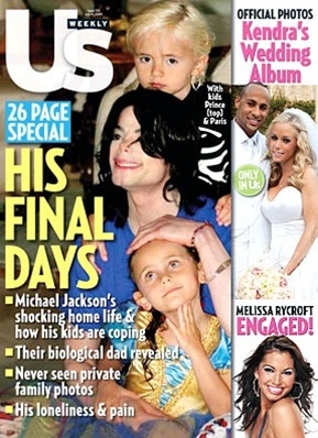 Dermatologist Arnold Klein is of the father of Michael Jackson's kids  picture