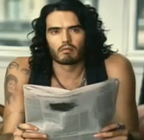 Russell Brand Britney Spears MTV Video Music Awards VMAs Promo 2009 picture