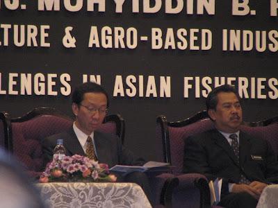 Koh Tsu Koon Muhyiddin Yassin