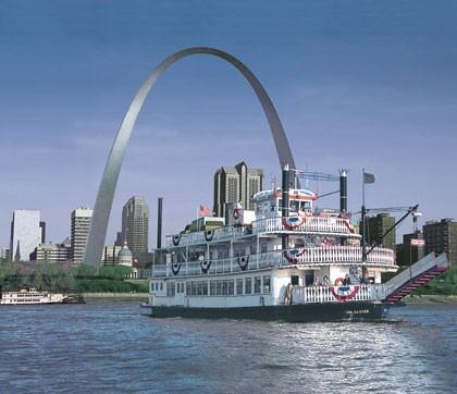 St Louis Ferry Tour