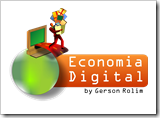 Novo Logo Blog da Economia Digital