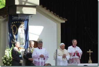 Papa em Fátima 076
