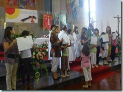 Apostolado de Oração e  1º ano Catequese 045