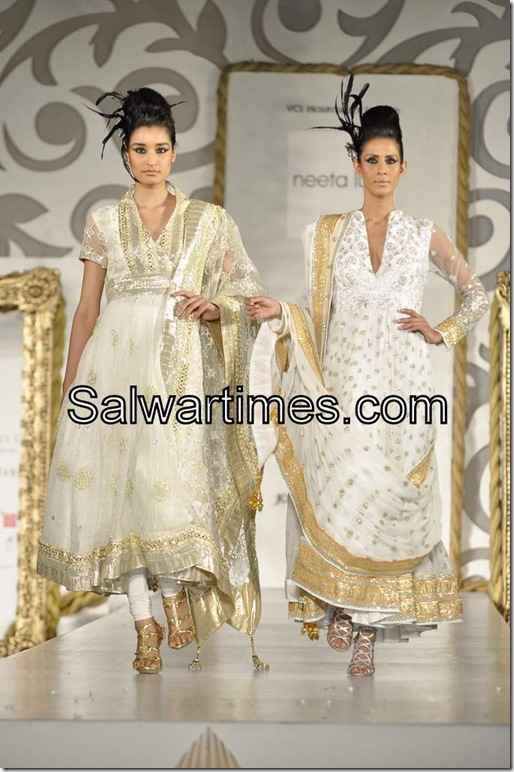 neeta lulla collections at aamby valley city india bridal