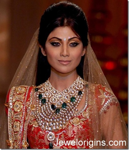 Shilpa-shetty-bridal-jewellery