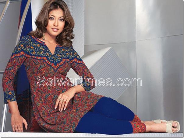 Tanushree_Dutta_Designer_Kameez