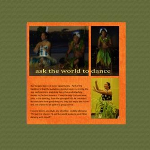 challenge 3 dance web