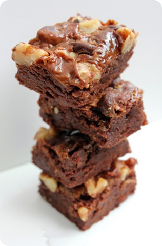 Dulce De Leche Brownies 2