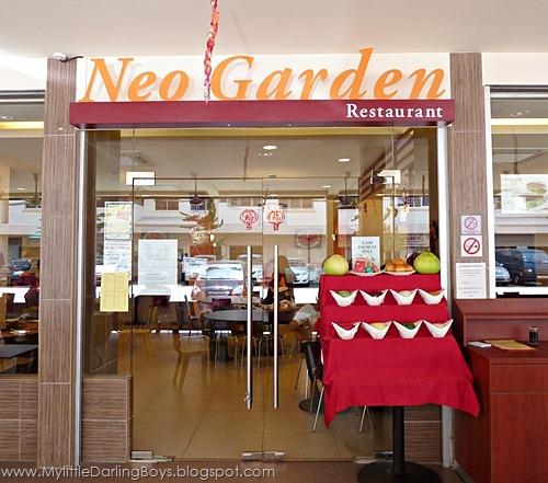 neo garden mushroom how to get boxy