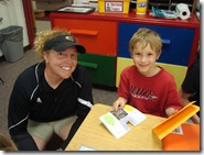 Emporia State Softball Pen Pals 001