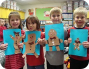Gingerbread Stories and Centers 010