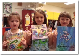 Rainbow Fish end of school 003