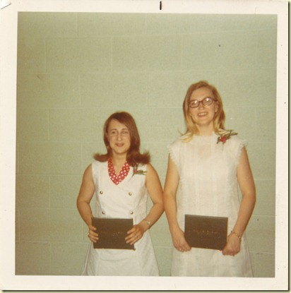 1970 Deb Bennett and Paul Ancel 2