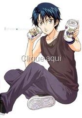 Seja cool como o Ryoma