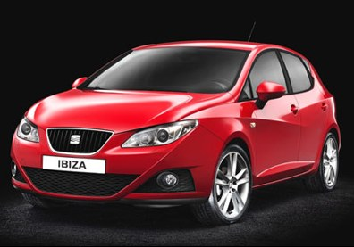 SEAT Ibiza FR TDI has received diesel acceleration
