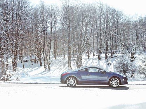 Sport coupe Peugeot