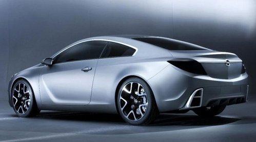 New Opel Calibra